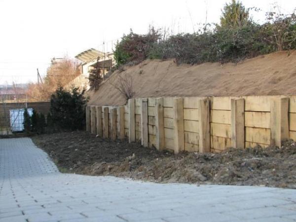 Hangsicherung garten - Gartengestaltung boschung ...